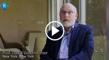 Prof. David Vorchheimer, Director of Clinical Cardiology at a large NYC Academic Medical Center